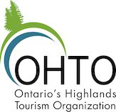 Ontario Highland's Tourism Organization logo