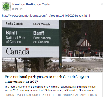 Free National Park Passes