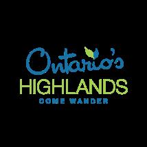 Ontarios Highlands Logo PNG